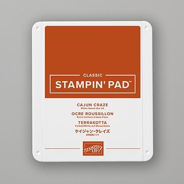 Cajun Craze Classic Stampin' Pad
