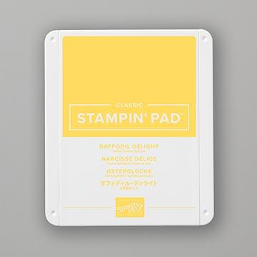 Daffodil Delight Classic Stampin' Pad