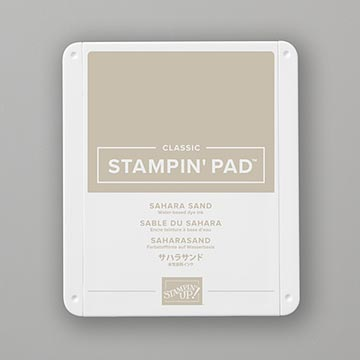 Sahara Sand Classic Stampin' Pad