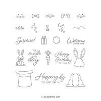 Best Bunny Photopolymer Stamp Set