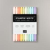 Stampin' Write Marker Pastellfarben