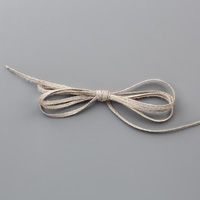 "3/16"" (1 cm) Braided Linen Trim"