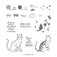 Nine Lives Photopolymer Stamp Set
