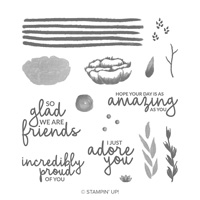 Incredible Like You Photopolymer Stamp Set