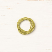 Old Olive Linen Thread