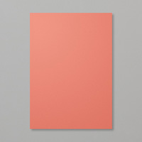 Terracotta Tile A4 Cardstock