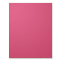 Rose Red A4 Cardstock
