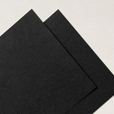 Basic Black 12 X 12 (30.5 X 30.5 Cm) Cardstock