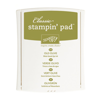 Old Olive Classic Stampin' Pad by Stampin' Up!