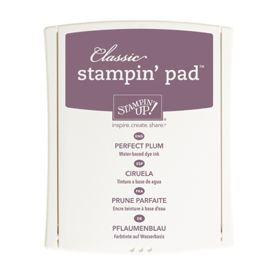 Perfect Plum Classic Stampin' Pad