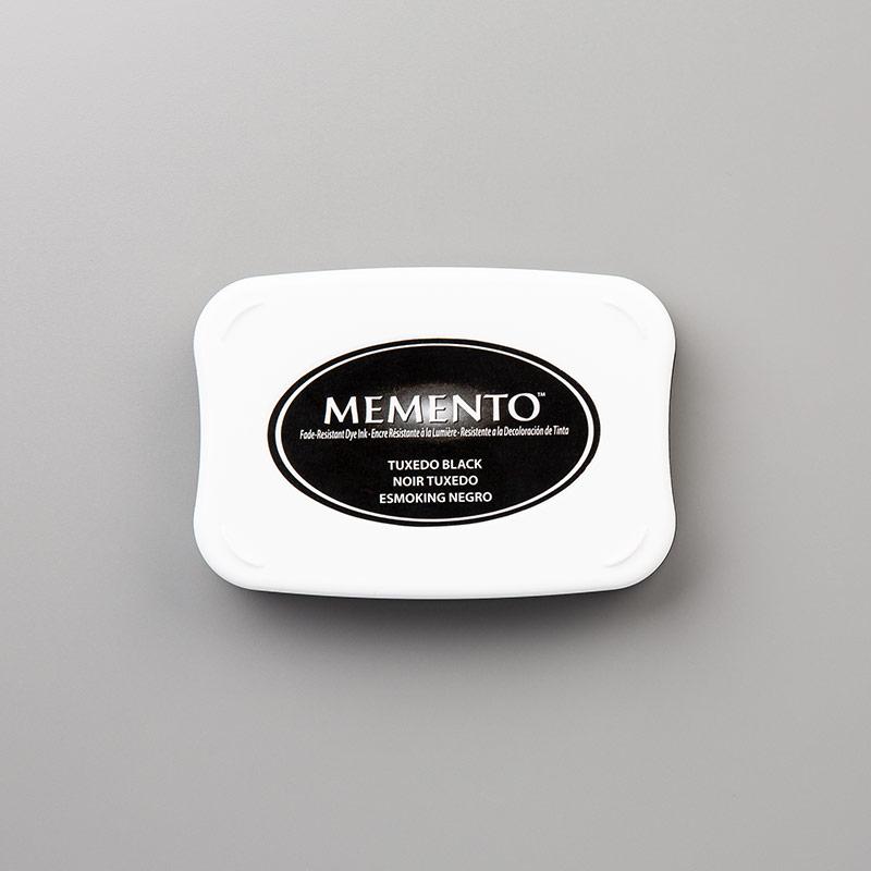 Ink Pad Memento Tuxedo Black