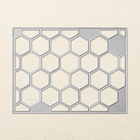 Hexagon Hive Thinlits Die par Stampin 'Up!