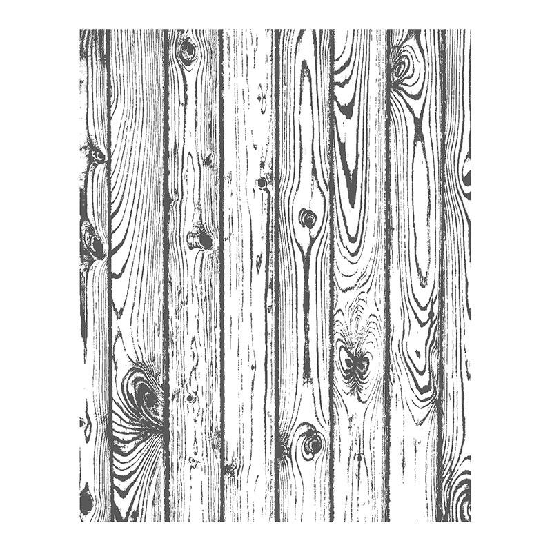 133032 Stempelset Hardwood Image