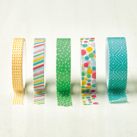 Cherry on Top Designer Washi Tape by Stampin' Up!