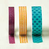 Bohemian Designer Washi Tape  by Stampin' Up!