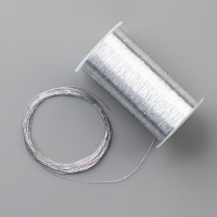 Silver Metallic Thread by Stampin' Up!