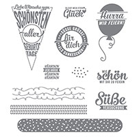 Stampin up Stempelset