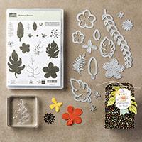 Botanical Blooms Photopolymer Bundle by Stampin' Up!