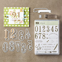Au fil des ans Photopolymer Bundle (French) by Stampin' Up!