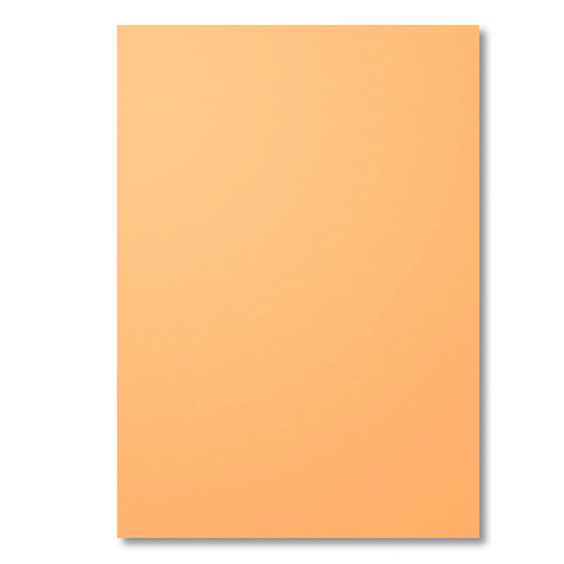 Peekaboo Peach A4 Cardstock