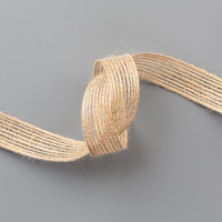 "5/8"" (1.6 cm) Burlap Ribbon"