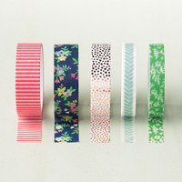 Affectionately Yours Designer Washi Tape