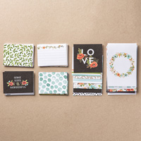 Bonne collection de carte Lovely Life Project