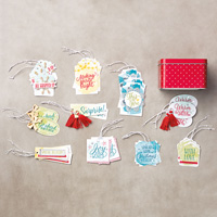 Kit de projet Tin of Tags