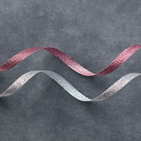 "3/8"" (1 Cm) Glitter Ribbon Combo Pack"