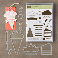 Stampin Up Product 142283