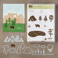 Stampin Up Product 142327