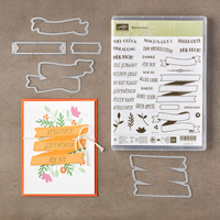 Stampin Up Product 142337