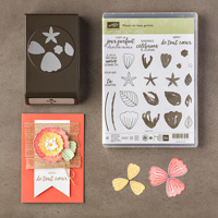 Fleurs en tous genres Photopolymer Bundle (French)