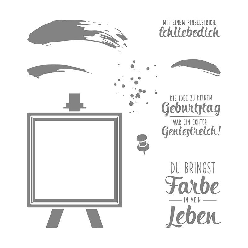 """142485: Stempelset """"Alles Palette"""" Image"""