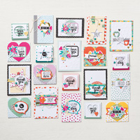 Oh Happy Day Card Kit