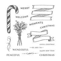 Banners for Christmas Photopolymer Set