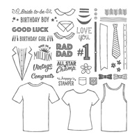 Stampin Up Product 142916
