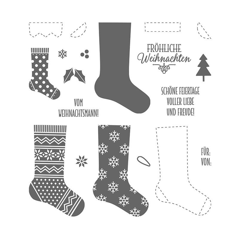Von den Socken