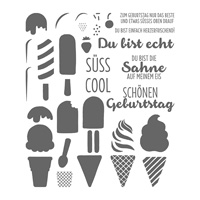 Eis, Eis, Baby! Photopolymer Stamp Set (German)