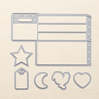 Stampin Up Product 143730