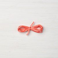Calypso Coral 1/8 Sheer Ribbon