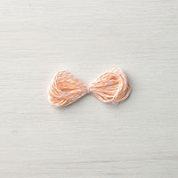 Peekaboo Peach Baker's Twine