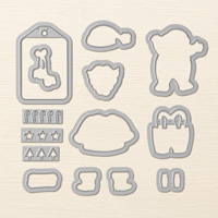 Stampin Up Product 144681