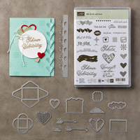 Stampin Up Product 144707