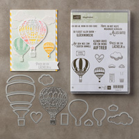 Stampin Up Product 144714