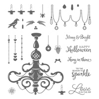 Season to Sparkle Photopolymer Stamp Set