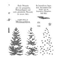 Tage wie Weihnachten Photopolymer Stamp Set (German)