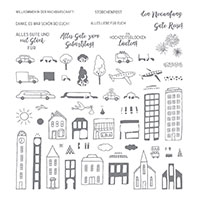 Stampin Up Product 145226