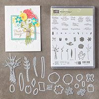 Beautiful Bouquet Photopolymer Bundle