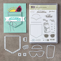 Stampin Up Product 145347